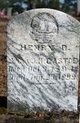 Henry D. Castoe