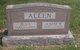Profile photo:  Alice <I>Baker</I> Allen