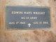 Gen Edwin Hays Wright