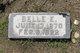 Profile photo:  Belle <I>Ennis</I> Gaitskill