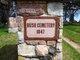 Bush Cemetery
