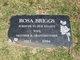 Profile photo:  Rosa <I>Welch</I> Briggs