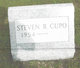 Profile photo:  Steven Roy Cupo