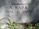 Profile photo:  A Kara <I>Barker</I> Billman