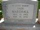 Fain Marshall
