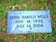 Eddie Harold Wells