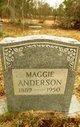Profile photo:  Maggie Anderson