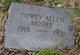 Dewey Allen Moore
