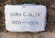 Cora C Allen