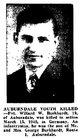 PVT Willard W. Burkhardt