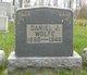 Daniel Jacob Wolfe