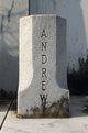 Profile photo:  Andrew Andre