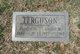 "Andrew Jackson ""Hank"" Ferguson"