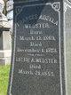 Lottie A. Webster