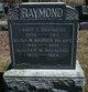 Profile photo:  Amos E. Raymond
