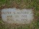 Walter Scott Alford Jr.