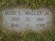 Mose L. Waller Jr.