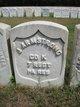 Pvt James Armstrong
