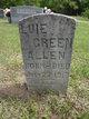 Luie Green Allen