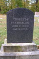 Thurston Chamberlain
