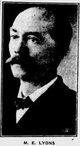 Michael E. Lyons