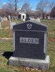 Profile photo:  A. Eugene Alden