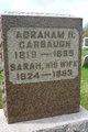 Profile photo:  Abraham H. Carbaugh