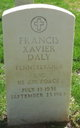 Francis Xavier Daly