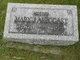 Mary Jane <I>Gideon</I> Arbogast