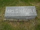 Margaret A <I>Triblecock</I> Goble