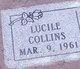 Profile photo:  Lucile Collins