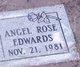 Profile photo:  Angel Rose Edwards