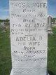 Adelia Delitha <I>Lloyd</I> Hoff