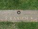 Marjorie E <I>Boutwell</I> Raasch