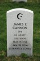 Profile photo:  James Edward Cannon