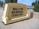 Wellton Memorial Cemetery