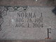 Profile photo:  Norma J. <I>Emery</I> Ferry