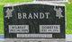 Profile photo:  Doretta <I>Bartels</I> Brandt