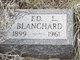 Profile photo:  Ed L. Blanchard