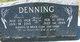 Dr Dennis Francis Denning