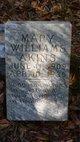 Mary Williams Adkins