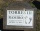 Ramiro Torres III