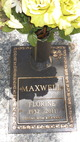 Florine Maxwell