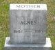 Agnes <I>Smith</I> Allen