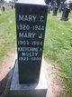 Mary J Klopper