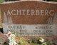 Profile photo:  Alfred C. Achterberg