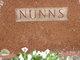 Florence <I>Nunns</I> Milligan