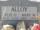 Mary M Alloy