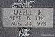 """Profile photo:  Salena Ozell """"Ozell"""" <I>Farmer</I> Farley"""