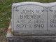 John W Brewer